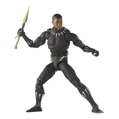 Figurine - Marvel - Marvel Legend Black Panther Collector 30 Cm