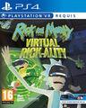 Rick And Morty Virtual Rick-ality Vr