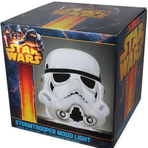 Lampe Star Wars Stormtrooper Helmet 25 Cm