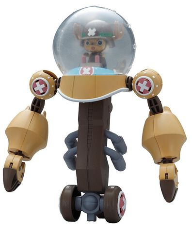 Maquette - One Piece - Chopper Robo Super 2 Heavy Armor
