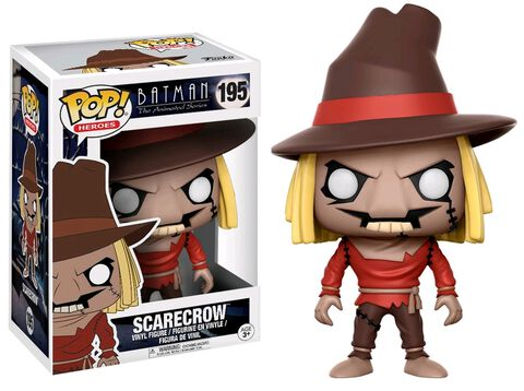 Figurine Funko Pop! N°195 - Batman - Animé Scarecrow