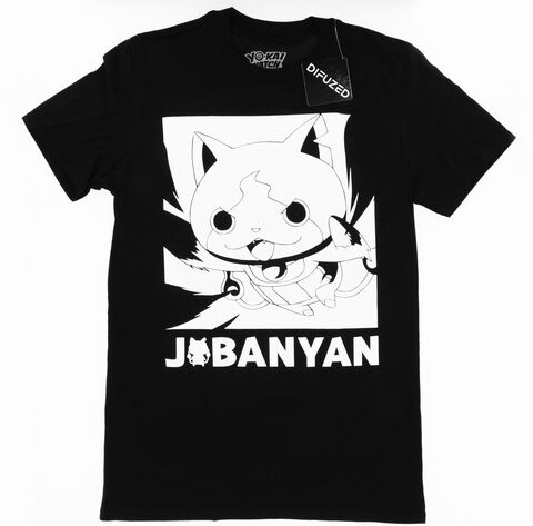 T-shirt - Yo Kai Watch - Jibanyan - Taille XL