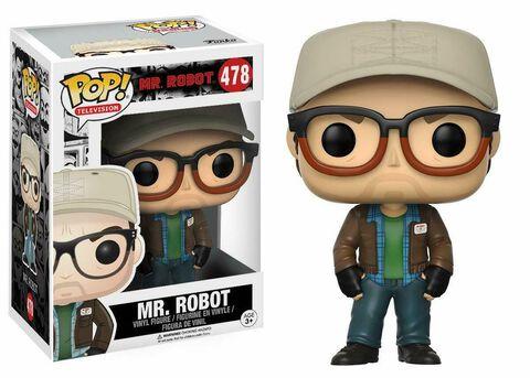 Figurine Funko Pop! N°478 - Mr Robot - Mr Robot