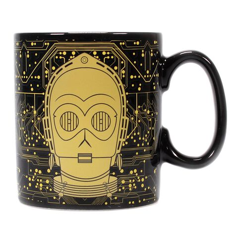 Mug - Star Wars - Heat Change C-3PO 400 ml