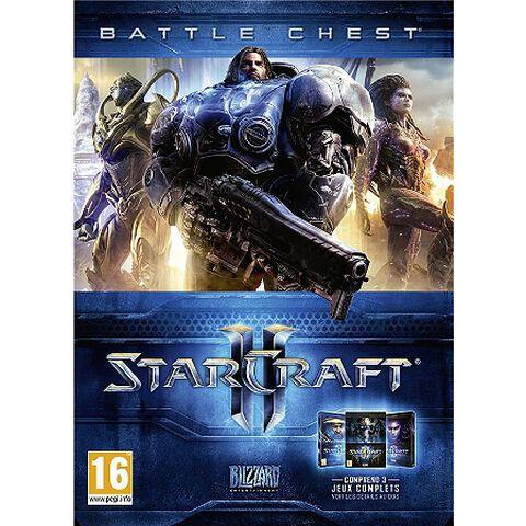 Starcraft 2 Battle Chest Trilogie