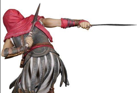 Figurine - Assassin's Creed Odyssey - Kassandra