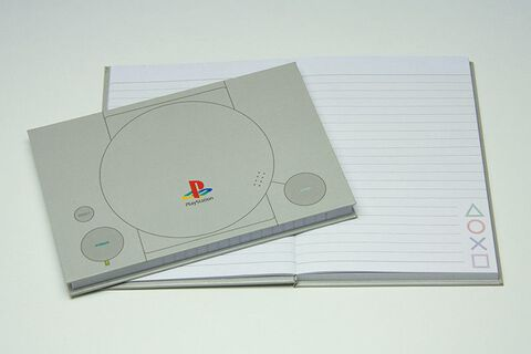 Carnet de notes - PlayStation - Console PS1