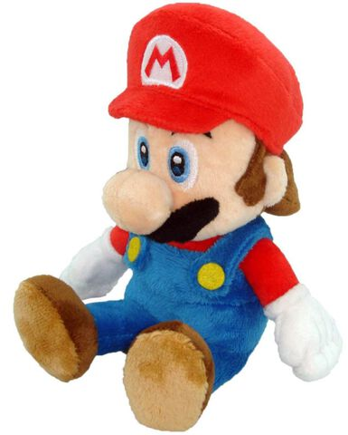 Peluche - Nintendo - Mario 21 cm