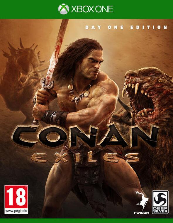 Conan Exiles D1 Edition