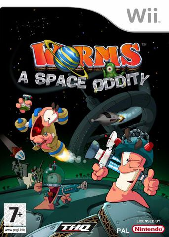Worms, L'odyssee Spatiale