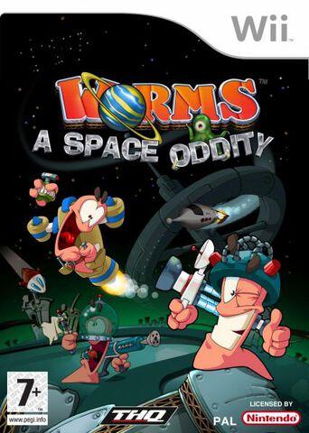 Worms L'odyssée Spatiale