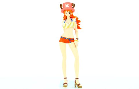 Figurine - One Piece - Sweet Style Pirates Nami Version Standard