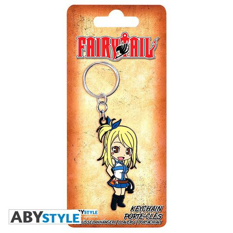 Porte-clés - Fairy Tail - Lucy PVC