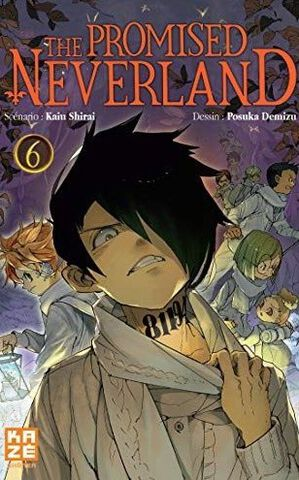 Manga - The Promised Neverland - Tome 06