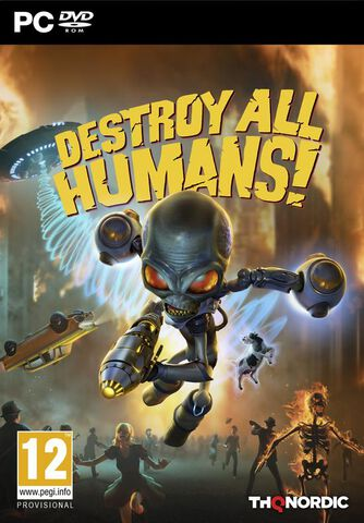 Destroy All Humans Crypto 137 Edition