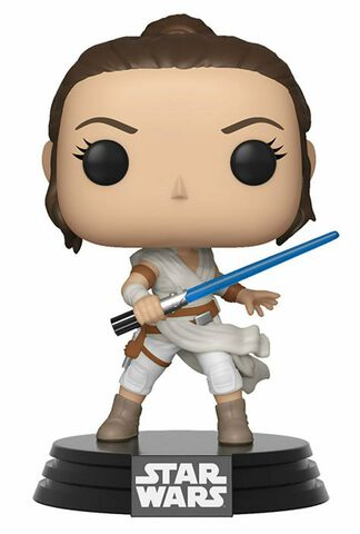 Figurine Funko Pop! N°307 - Star Wars 9 - Rey