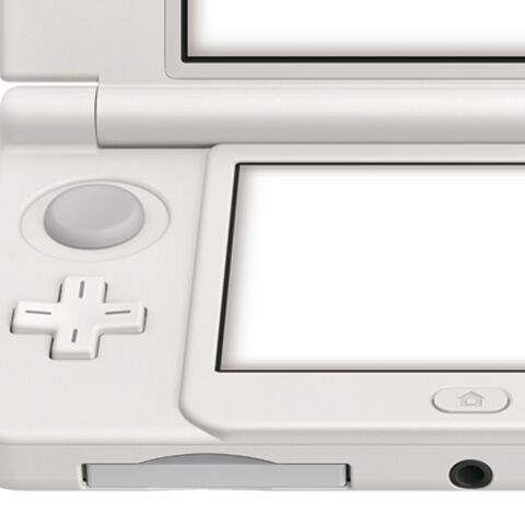 Nintendo New 3DS Blanche - Occasion