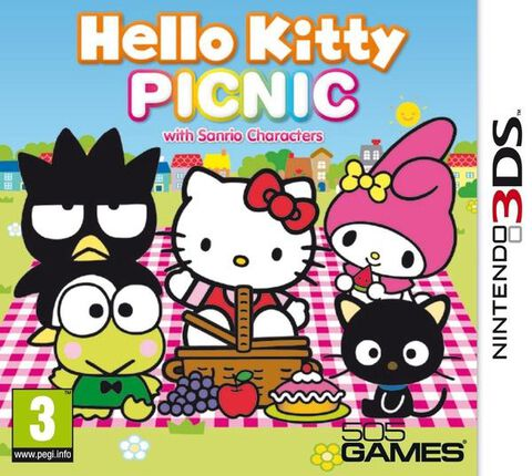 Hello Kitty : Picnic