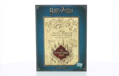 Puzzle - Harry Potter - Carte Du Maraudeur 500 Pièces