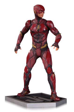 Statuette - Justice League - Flash - Par David Giraud