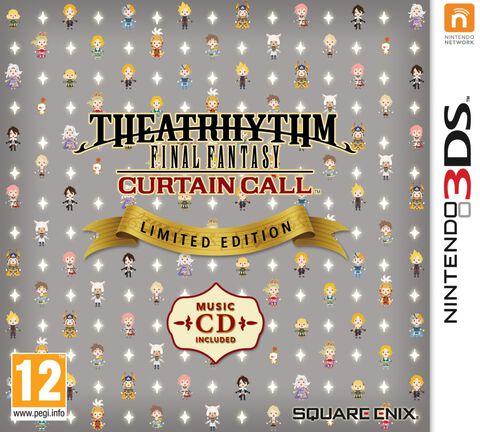 Theatrhythm : Final Fantasy Curtain Call