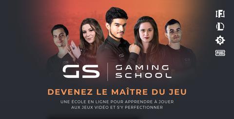 Abonnement Gaming School 12 mois
