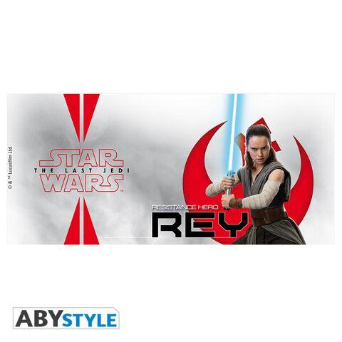 Mug - Star Wars The Last Jedi - Rey 320ml