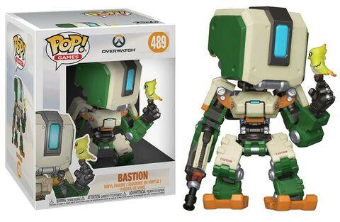 Figurine Funko Pop! N°489 - Overwatch - S5 Bastion - 15 cm