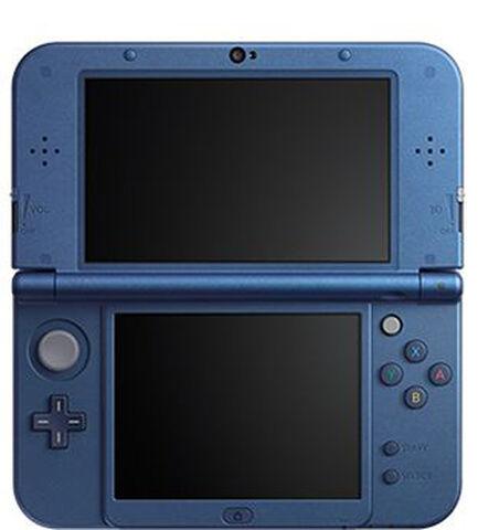 Nintendo New 3DS XL - Bleu Métallique  - Occasion