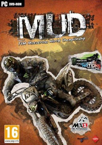 Mud Mx Fim Motocross World Championship