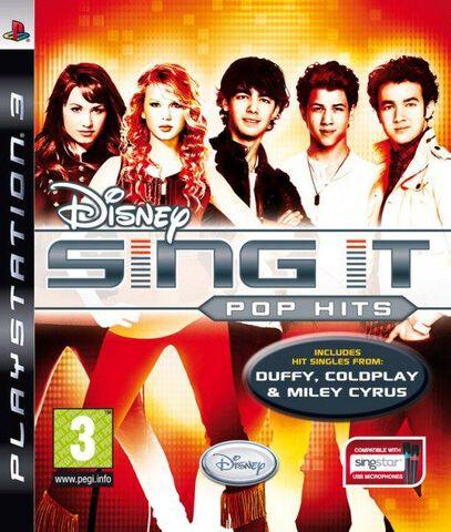 Sing It, Pop Hits