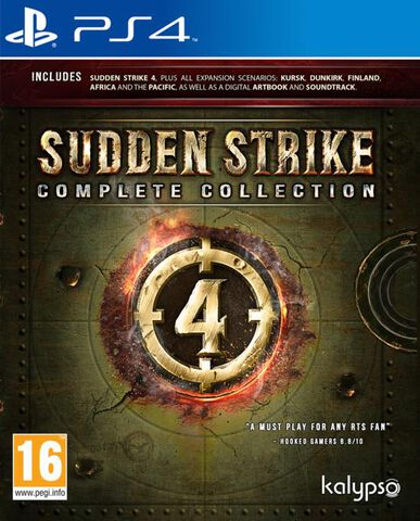 Sudden Strike 4 Complete Edition