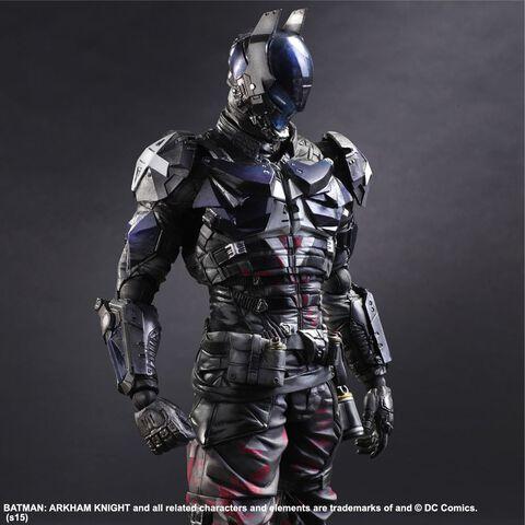 Figurine - Batman Arkham Knight Play Arts Kai - Arkham Knight
