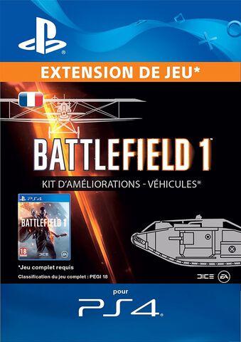 DLC - Battlefield 1 - Kit Améliorations Véhicules - PS4