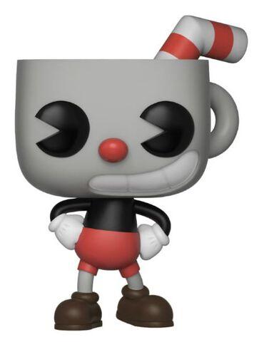 Figurine Funko Pop! N°310 - Cuphead - Série 1 Cuphead