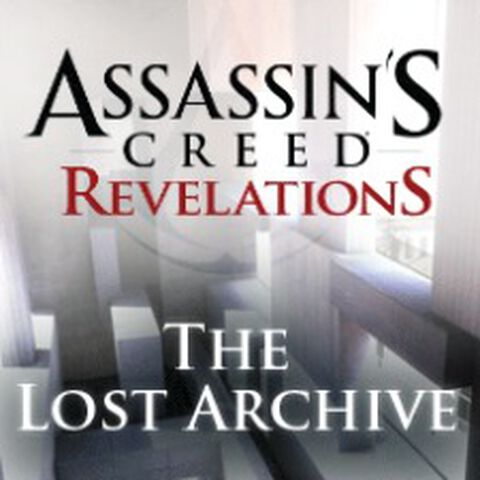 Dlc Assassin's Creed Revelations L'archive Perdue