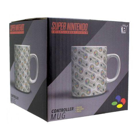 Mug - Nintendo - Manette Super Nintendo (exclu Gs)