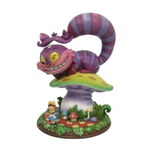 Statuette - Alice Au Pays Des Merveilles - Miss Mindy - Chat Du Cheshire