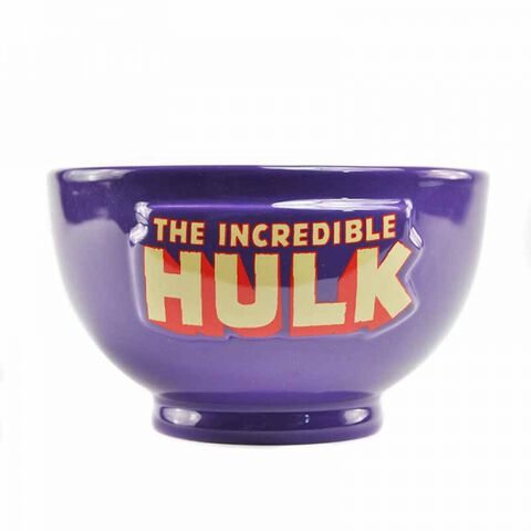 Bol - Marvel - Hulk - En relief