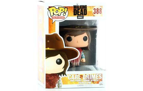 Figurine Funko Pop! N°388 - The Walking Dead - Carl Grimes