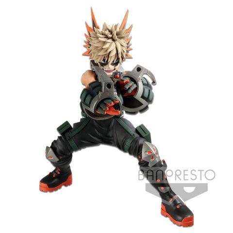 Figurine - My Hero Academia - Enter The Hero Katsuki Bakugo