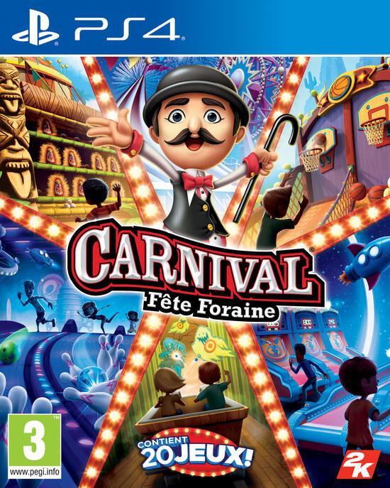 Carnival F�te Foraine PS4