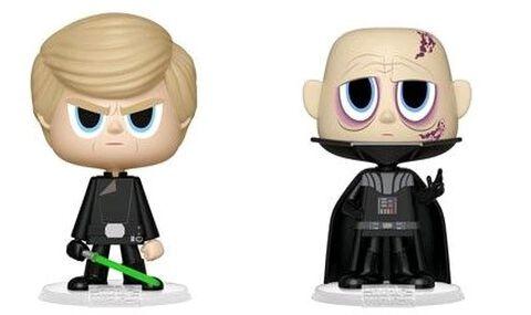 Figurine Vynl - Star Wars - Episode VI - Twin-pack Dark Vador et Luke Skywalker
