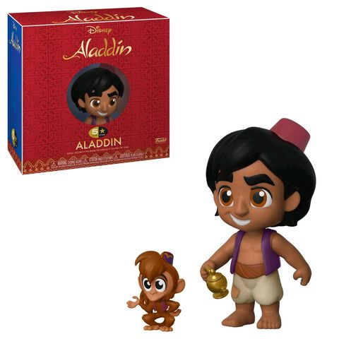 Figurine 5 Star - Aladdin - Aladdin