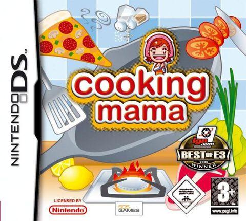 Cooking Mama Sur Ds Tous Les Jeux Video Ds Sont Chez Micromania