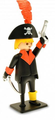Playmobil Collection Vintage - Le Pirate