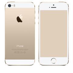 Iphone 5s 64gb Désimlocké Or / Comme Neuf