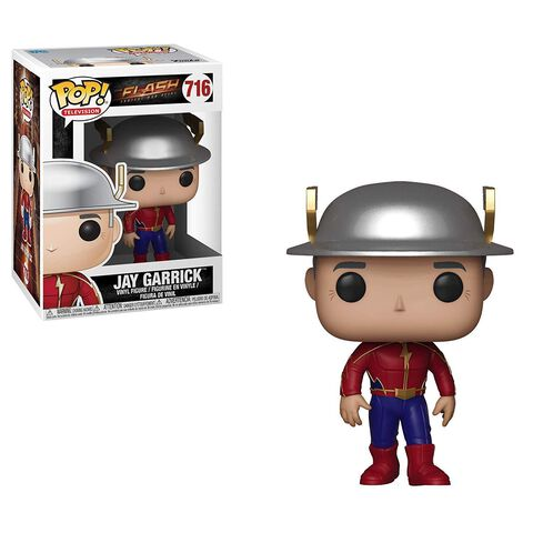 Figurine Funko Pop! N°716 - Flash - Jay Garrick
