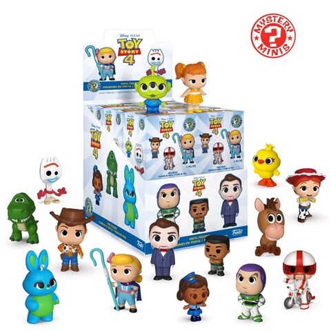 Figurine Mystère - Toy Story 4 - Mystery Mini Assortiment