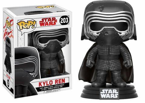 Figurine Toy Pop N°203 - Star Wars - Kylo Ren masqué